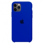 Capa Colorida de Silicone Compatível com iPhone 11 Pro Max