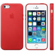 Capa Colorida de Silicone Compatível com iPhone SE/5/5S