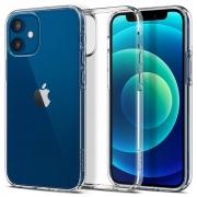 Capa Liquid Crystal Crystal Clear Compatível com iPhone 12 Mini