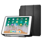 Capa para iPad 9.7 Smart Fold 2 Black