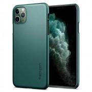 Capa Para iPhone 11 Pro Max Thin Fit Midnight Green