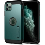 Capa Para iPhone 11 Pro Max Tough Armor XP Midnight Green
