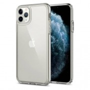 Capa Ultra Hybrid Crystal Clear Compatível com iPhone 11 Pro Max