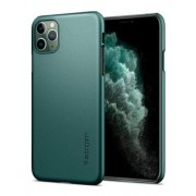 Capa Para iPhone 11 Pro Thin Fit Midnight Green