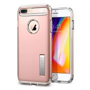 Capa para iPhone 7/8 Plus Slim Armor Rose Gold