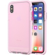Capa Para iPhone X Tech21 Evo Check Rose