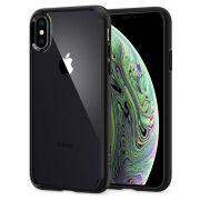 Capa para iPhone X/XS Ultra Hybrid Matte Black