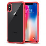 Capa para iPhone X/XS Ultra Hybrid Red
