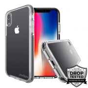 Capa para iPhone XR Safetee Steel Black