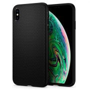 Capa para iPhone XS Max Liquid Air Black