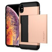 Capa para iPhone XS Max Slim Armor CS Blush Gold