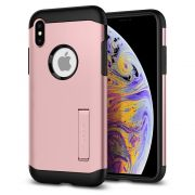 Capa para iPhone XS Max Slim Armor Rose Gold
