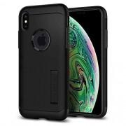 Capa Para iPhone XS Max Spigen Slim Armor Black