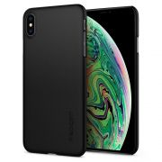 Capa para iPhone XS Max Thin Fit Black