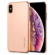 Capa para iPhone XS Max Thin Fit Blush Gold