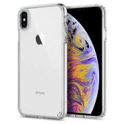 Capa para iPhone XS Max Ultra Hybrid Crystal Clear