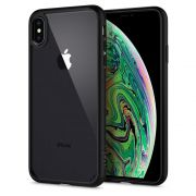 Capa para iPhone XS Max Ultra Hybrid Matte Black