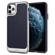 Capa Spygen Para iPhone 11 Pro NeoHybrid Silver