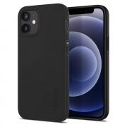 Capa Thin Fit Black Compatível com iPhone 12 Mini