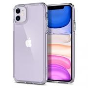 Capa Ultra Hybrid Crystal Clear Compatível com iPhone 11