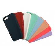 Case Colorida de Silicone Compatível com iPhone 7/8