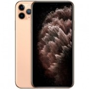 iPhone 11 Pro Max, Seminovo 64 GB, Dourado