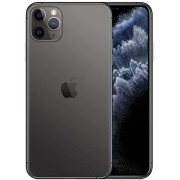 iPhone 11 Pro Max, Seminovo 64 GB, Preto