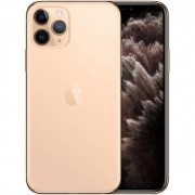 iPhone 11 Pro, Seminovo 64 GB, Dourado