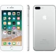 "iPhone 7 Plus Apple 256 GB Silver 4G Tela 5.5"" Retina - Câm. 12+12MP + Selfie 7MP iOS 11 Proc. Chip A10 Fusion"