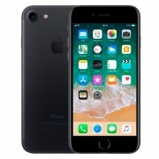 iPhone 7, Seminovo 256 GB, Preto