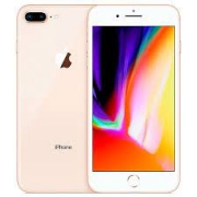 iPhone 8 Plus, Seminovo 256 GB, Dourado
