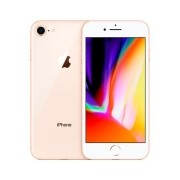 iPhone 8, Seminovo 64 GB, Dourado