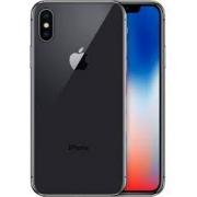 iPhone X, Seminovo 256 GB, Preto