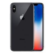 iPhone X, Seminovo 64 GB, Preto