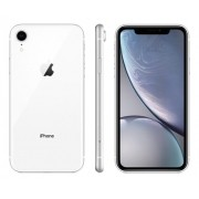 iPhone XR, Seminovo 64 GB, Branco