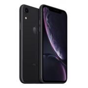 iPhone XR, Seminovo 128 GB, Preto
