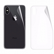 Película Nanogel iPhone XS Verso