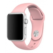 Pulseira de Silicose Rose Para Apple Watch (42/44mm)