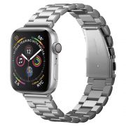 Pulseira para Apple Watch Series 4/5 44mm Modern Fit Silver