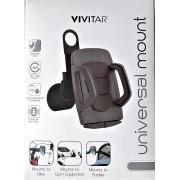 Suporte Para Celular Universal Mount Bike Vivitar