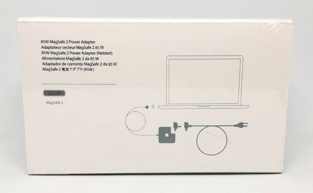 MagSafe 2 - 85W - Power Adapter Original