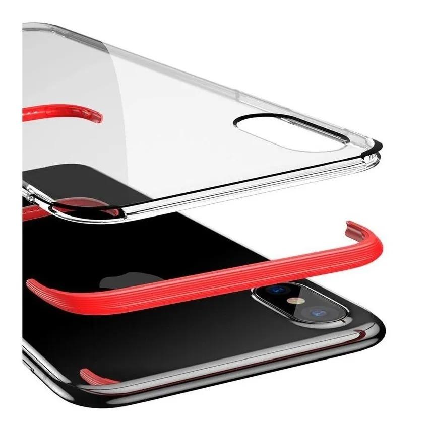 Capa Armor Case Baseus Compatível com o iPhone X/XS