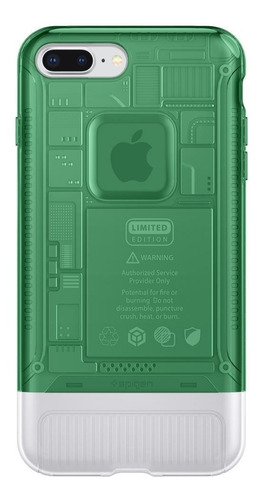 Capa Classic C1 Sage Compatível com iPhone 7/8 Plus
