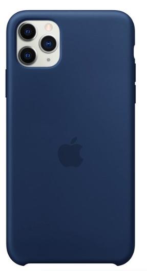 Capa Colorida de Silicone Compatível com iPhone 11 Pro