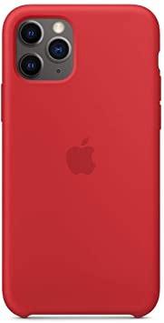 Capa Colorida de Silicone Compatível com iPhone 11 Pro Max