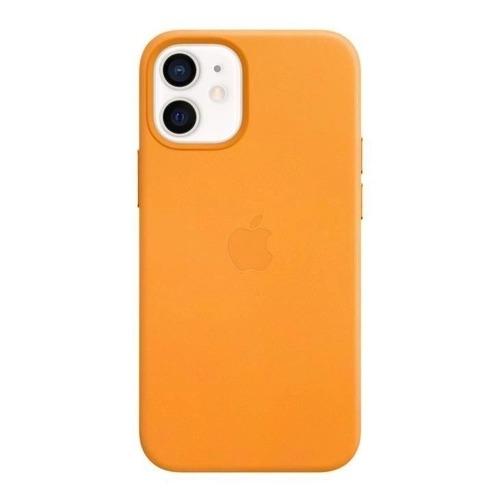 Capa Colorida de Silicone Compatível com iPhone 12 Mini