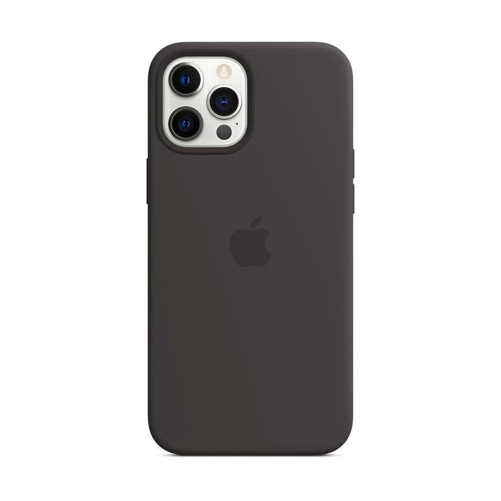 Capa de Silicone Magsafe Compatível com iPhone 12 Pro