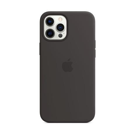Capa de Silicone Magsafe Compatível com iPhone 12 Pro Max