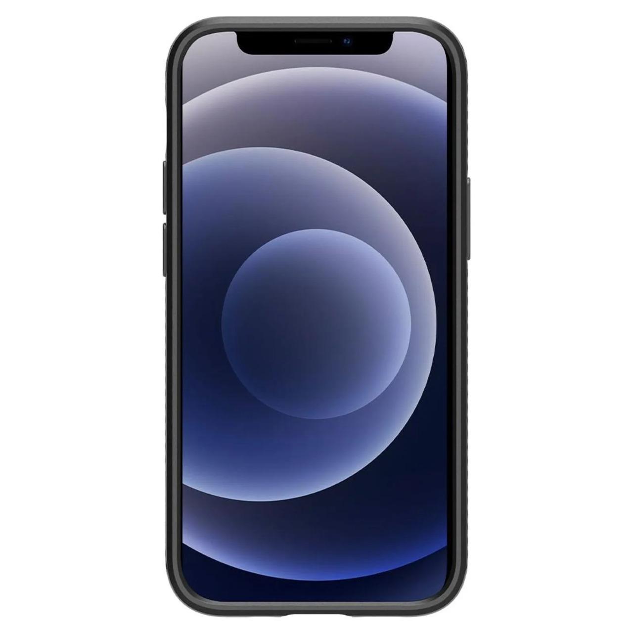 Capa Liquid Air Compatível com iPhone 12 Mini