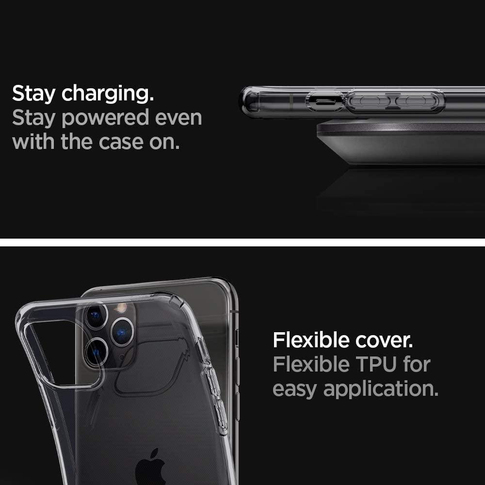 Capa Liquid Crystal Space Crystal Compatível com iPhone 11 Pro Max